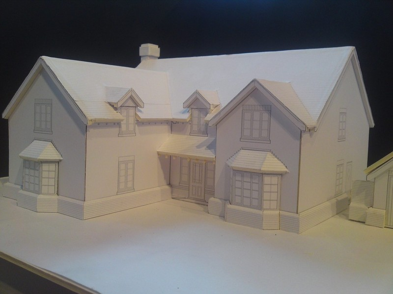 Seven Design Build Model Making